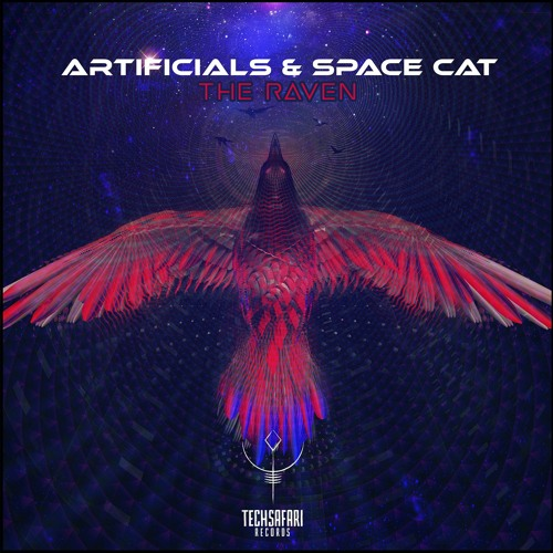 Artificials & Space Cat - The Raven [Out Now!]