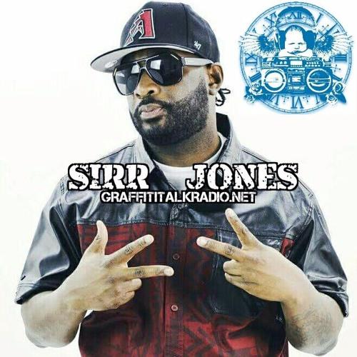 GTR Presents Sirr Jones