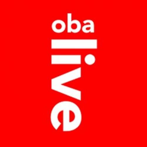 OBA Live 12 januari 2017 met Eva Rovers