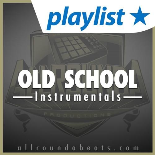 Old School Beats / Old School Instrumentals by Allrounda