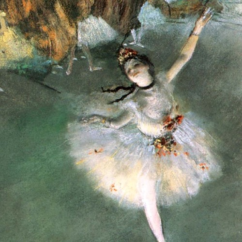 Christian Hartmann: Den Lille Danserinnen (The Little Ballerina)