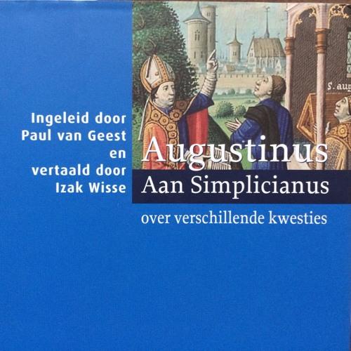 Paul Van Geest Augustinus Aan Symplicianus