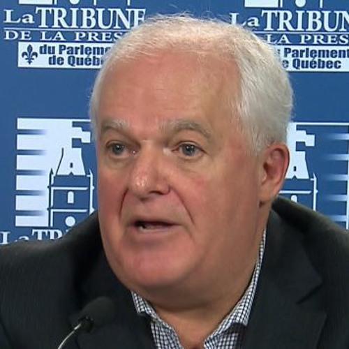 Entrevue - Jean Denis - Impasse entre les avocats et les notaires et le gouvernement
