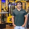 Fábio Victor Araújo Costa, dono da academia Fitness Club