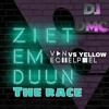 VAN ECHELPOEL VS YELLOW - Ziet Em Duun Vs The Race (DJ DMC Mashup) (2016)