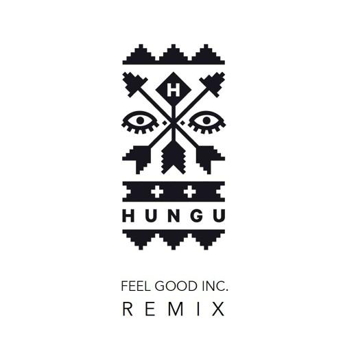 Gorillaz - Feel Good Inc. (Hungu Remix)