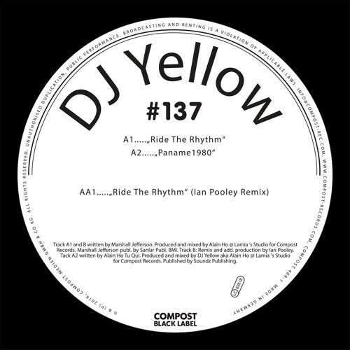 "DJ Yellow ""Paname1980"" Compost Records"
