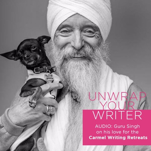 4 min. Excerpt: Guru Singh Recommends Linda's Carmel Writing Retreats