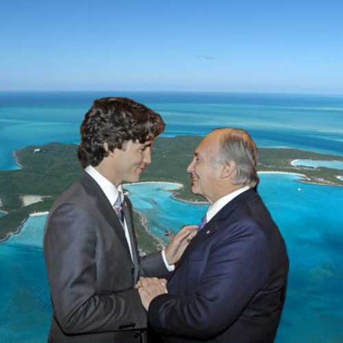 Ep 15: Trudeau's friends with benefits