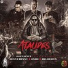 Fantauzzi Ft. Benni Benny Endo y Delirious - Ataudes (Official Remix)