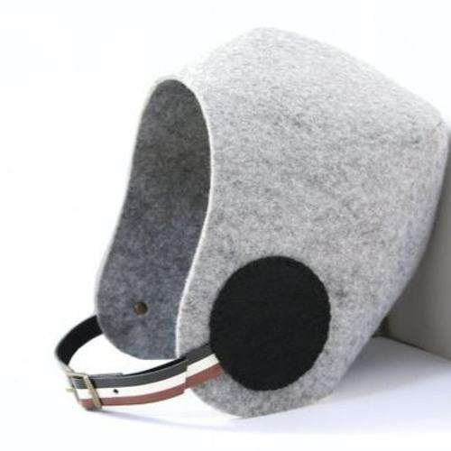 Felt Helmet (disquiet0263)