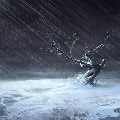 Nfunk - Frozen Rain [Original Mix] [Free Download]