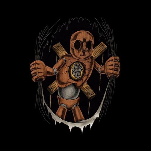 Blackstone Puppets -  Super Power Vein