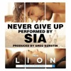 Sia-Never Give Up- COD