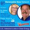 U.S. Veterans and Jobs in Clean Energy