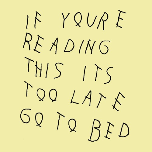 Episode 4: If You're Reading This It's Too Late Go to Bed
