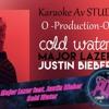 Justin Bieber - Cold Water Karaoke AV STUDIO