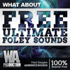 FREE Ultimate Foley Sounds [1.1 GB Of Ambience / Foley / Bonus Sounds]