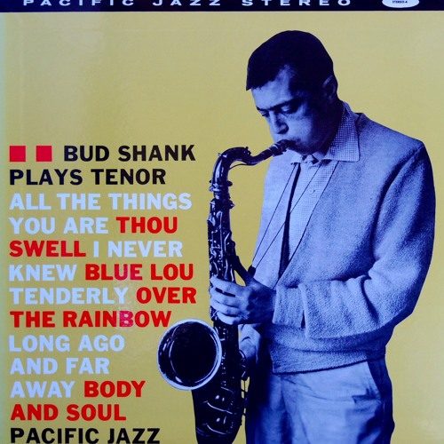 Bud Shank - I Never Knew(Vinyl)
