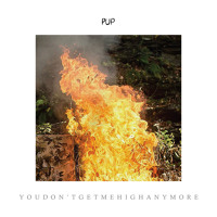 Phantogram - You Don't Get Me High Anymore (PUP Cover)