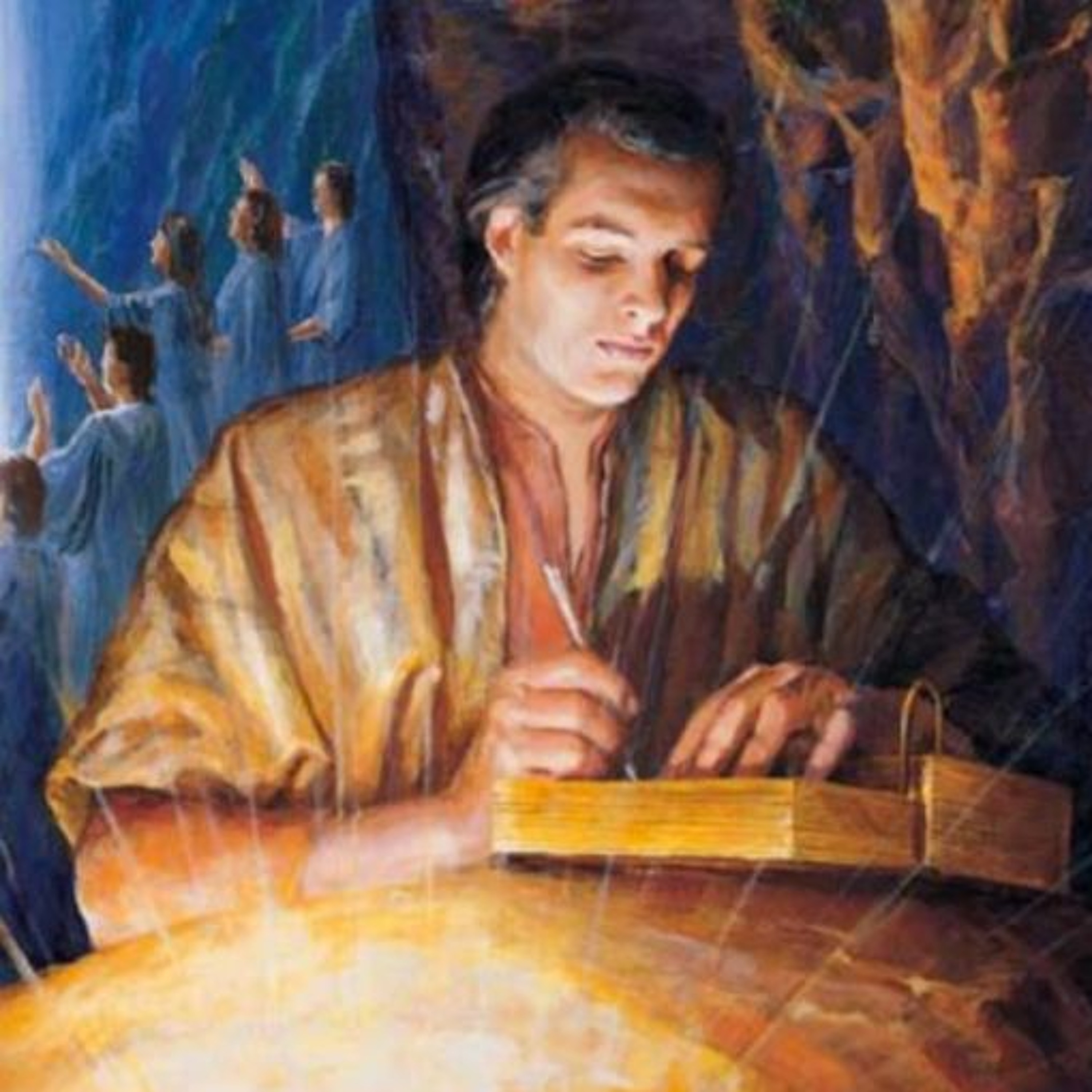 Why Did Nephi Work So Hard To Preserve...
