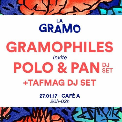 Gramophiles x Polo & Pan