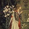 Sir Galahad and the Fiend