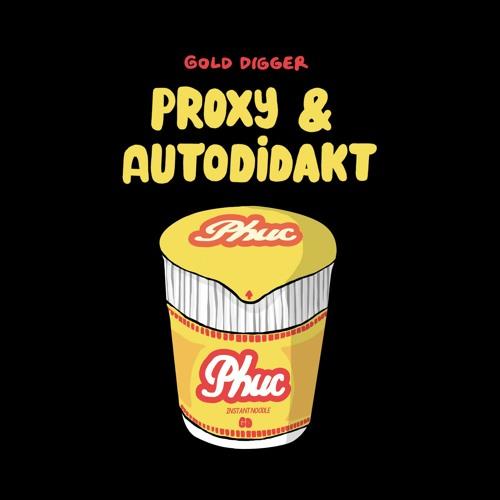 [GDR033] PROXY & aUtOdiDakT - Phuc (EP) - FREE DL -