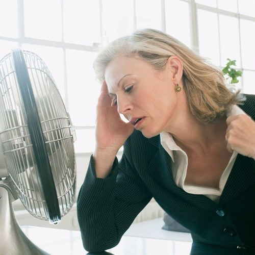 Sweat and tears; the truth about the menopause