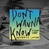 Maroon Five Don't Wanna Know (feat. Kendrick Lamar) (Petterson & Findus Mashup Preview)