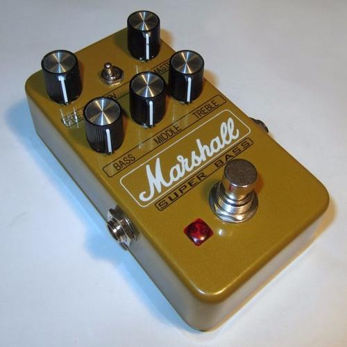 Super Bass pedal