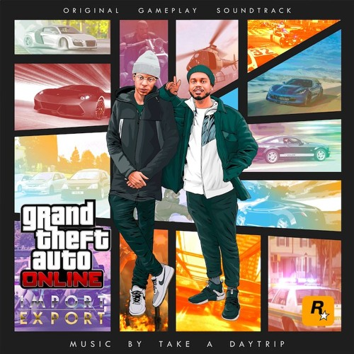 GTA Online: Import/Export Original Score & Extras by Take A