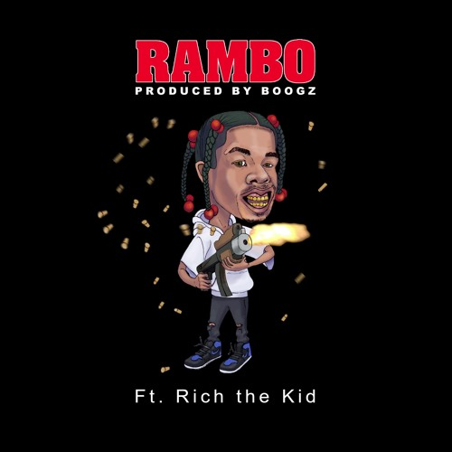 Marty Baller Feat. Rich The Kid - Rambo (Prod By Boogz)