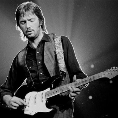 Eric Clapton Style Solo (Lessons from the Masters)