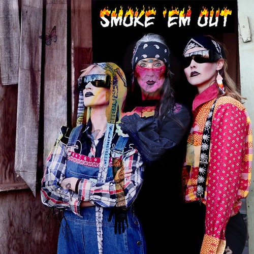 Smoke 'em Out(feat. ANOHNI)