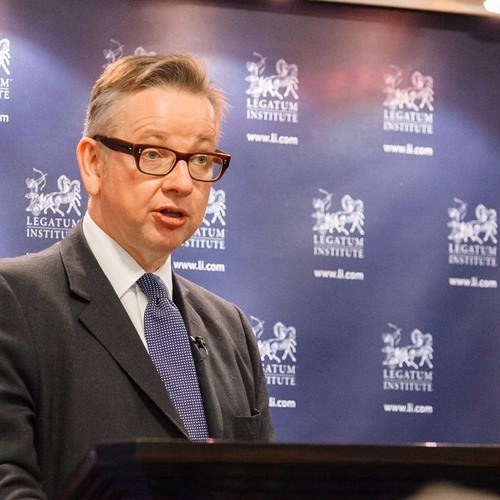 Michael Gove on R4Today discussing Shanker Singham