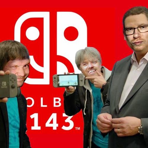 LOLbua 143 - Er vi klare for Nintendo Switch?