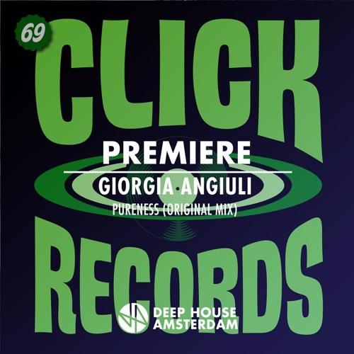 Premiere: Giorgia Angiuli - Pureness (Original Mix)
