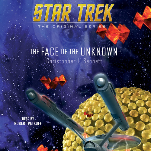 STAR TREK: THE FACE OF THE UNKNOWN Audiobook Excerpt #2 by ...