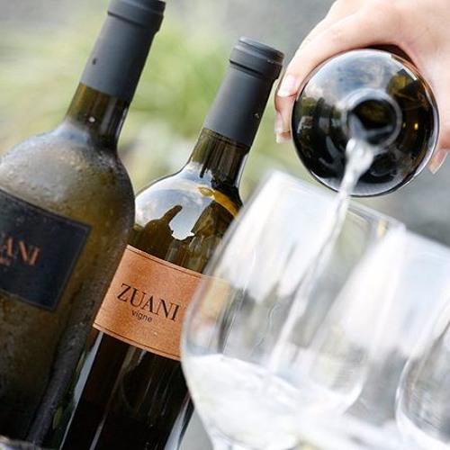 Zuani Zuani vino bianco prodotto dall'Azienda Zuani
