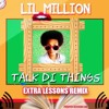 Lil Million [Guyanese Artiste] - Talk Di Tings (Alkaline - Extra Lession Remix) - January 2017