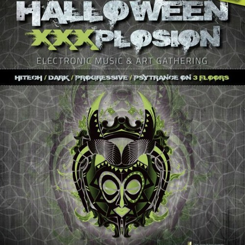 ChillinBerlin @ Halloween XXXplosion 2016