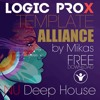 FREE LOGIC PRO X TEMPLATE - Alliance By Mikas