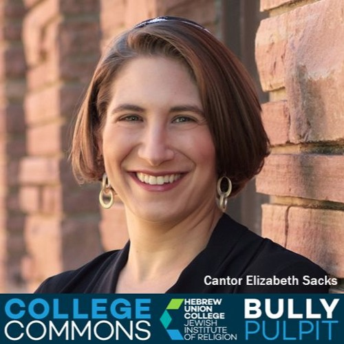 Cantor Elizabeth Sacks: Music that Speaks to Our Experience