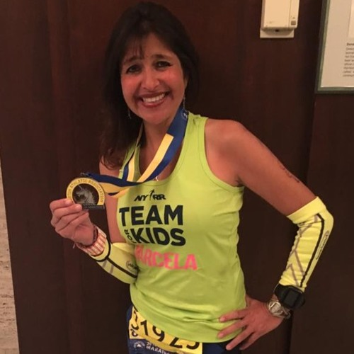 8 : Get moving and get inspired: Talking with Coach Marcela Todd
