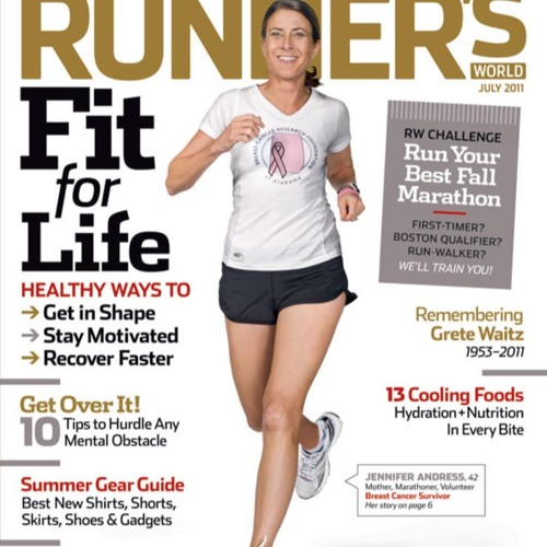 13: Defying Cancer Through Running : Story of Jennifer Andress