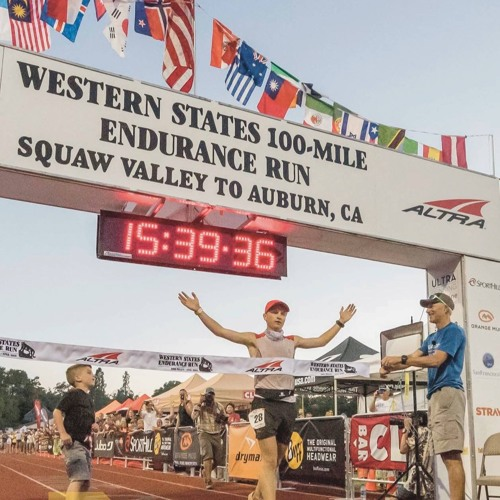 20: Talking with the youngest Western States 100 champion: Andrew Miller