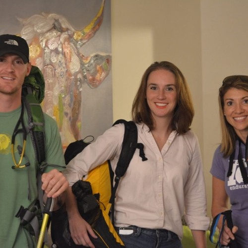 25: Pre Amazon 157 miles journey Talk with Kathleen Hamrick, Susanne Patterson Moore, & Bill Hamrick