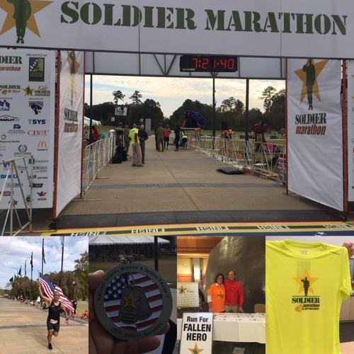 32: Soldier Marathon: A Runner's Marathon