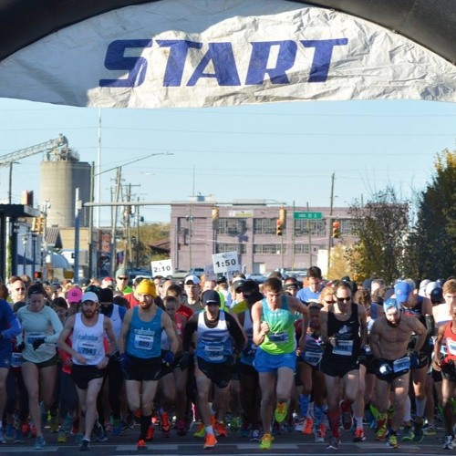 34: Magic City Half Marathon & 5k: Talking with runners, event organizer, & more